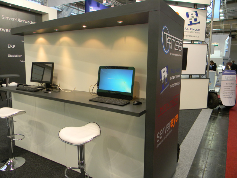 CeBIT 2010 TANSS Stand