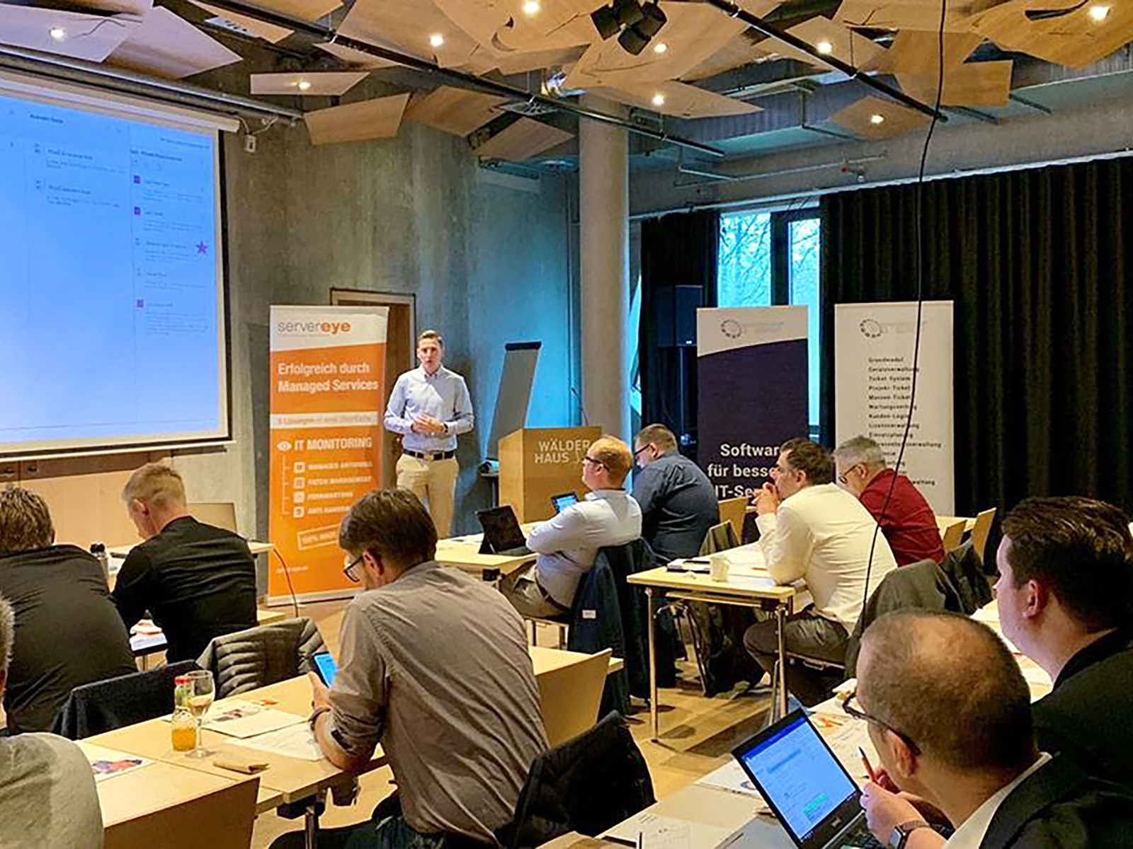 Managed Solutions Tour 2018